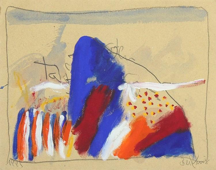HORST BECKING – Vistas Sobre Mallorca // Gallery Blau (Palma)
