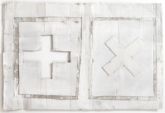 HERBERT ZANGS – Plus Minus Life // Gallery Blau (Düsseldorf)