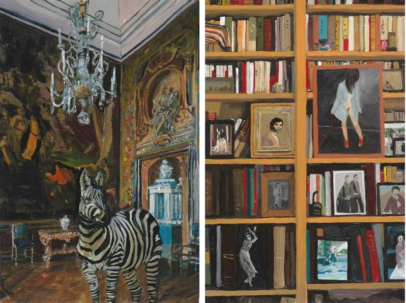 JÜRGEN WOLF – Luscious Windows // Gallery Blau (Palma)