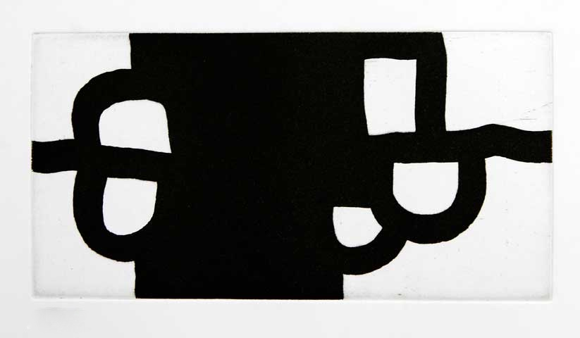 EDUARDO CHILLIDA – La tinta pesa // KunstTachometer