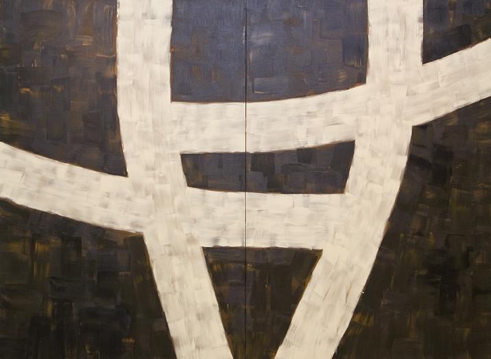 MANOLO BALLESTEROS – Las Banderas // Gallery Blau (Palma)