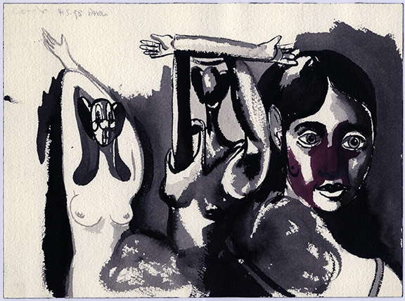 GEORGE CONDO – Ballet Studies // KunstTachometer