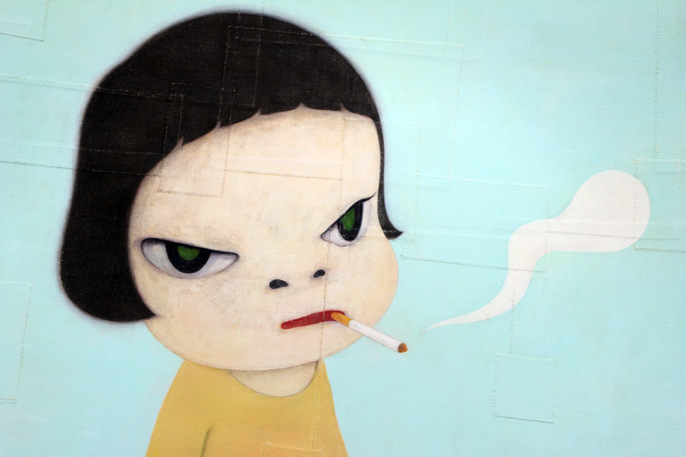 YOSHITOMO NARA – Little Girls // KunstTachometer
