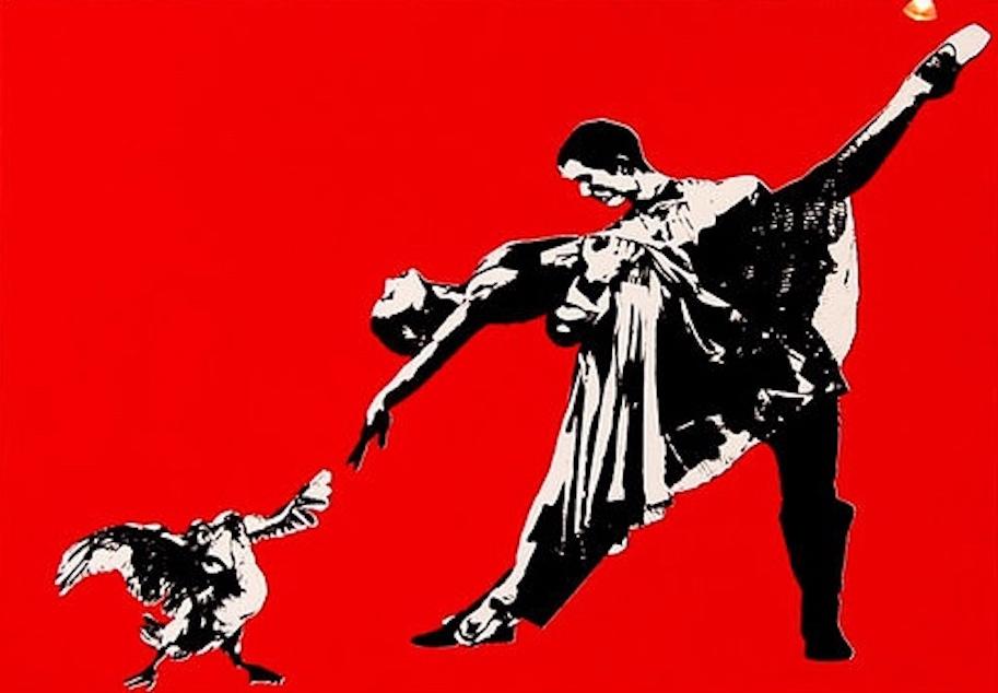BLEK LE RAT – Last Tango in Paris // KunstTachometer