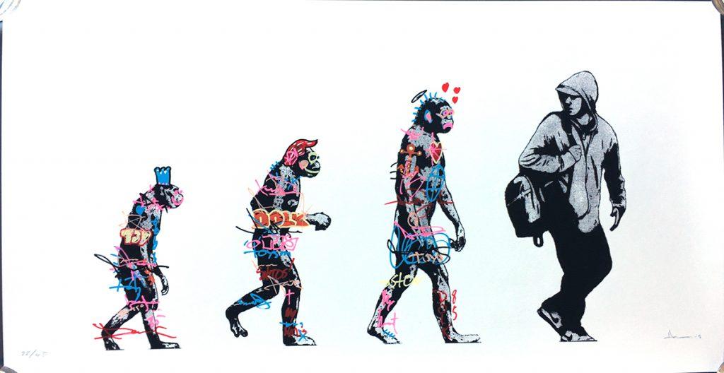 DOLK – Street Art // KunstTachometer