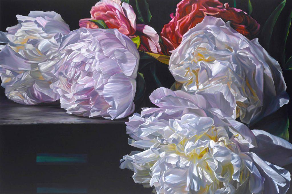 LARS REIFFERS – A Bouquet of Flowers // Klonaris Fine Art