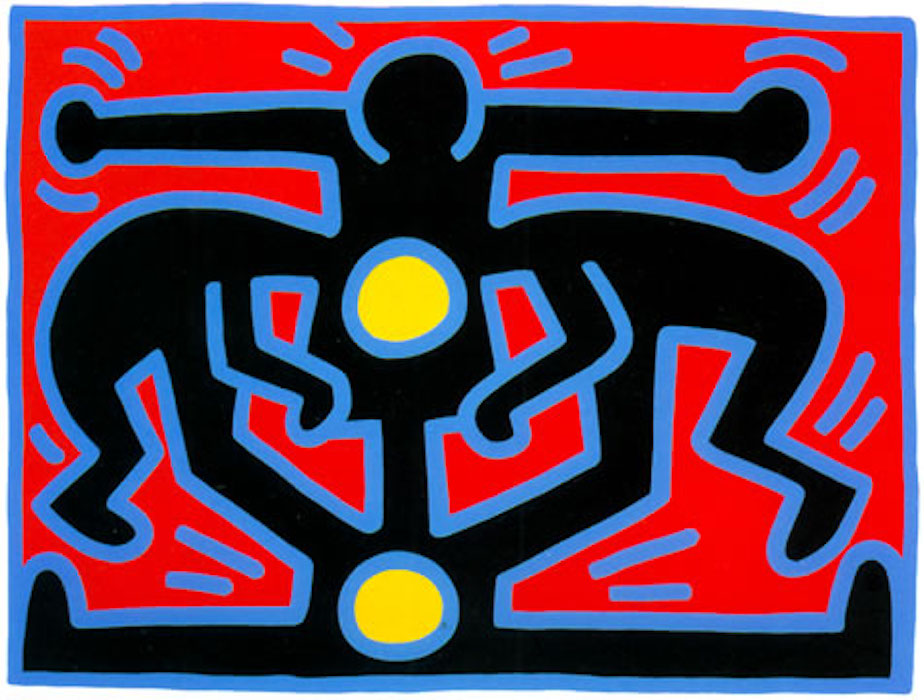 KEITH HARING – The Alphabet of Love // Klonaris Fine Art