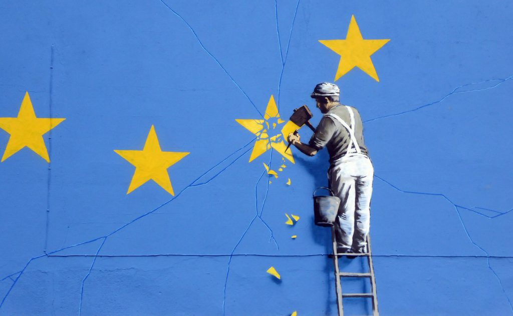 BANKSY – Europe and other Plagues // Klonaris Fine Art