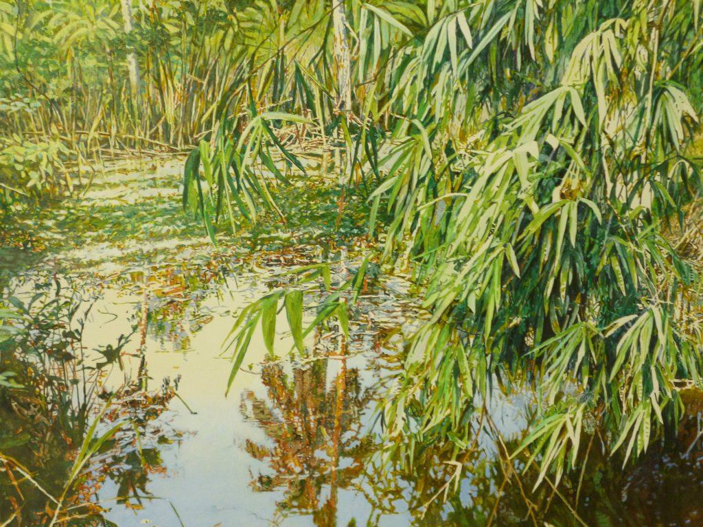 ROLF SCHRÖDER BORM Landscapes IV // Klonaris Fine Art
