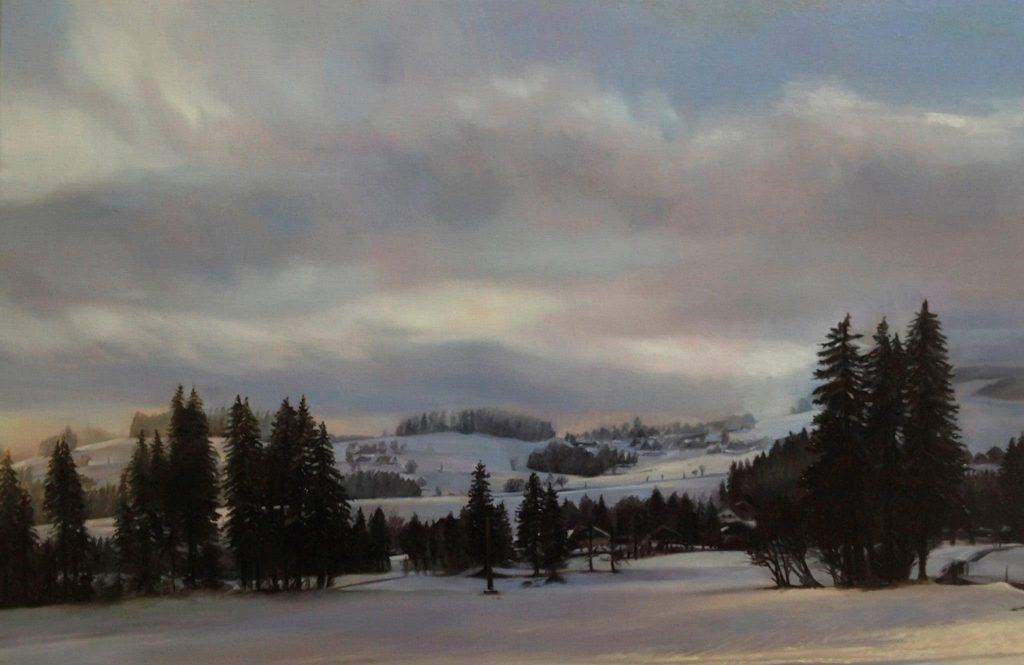 LARS REIFFERS – Winter Impressions // KunstTachometer