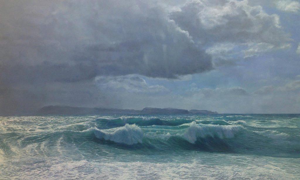 LARS REIFFERS // The Big Blue Ocean // KunstTachometer