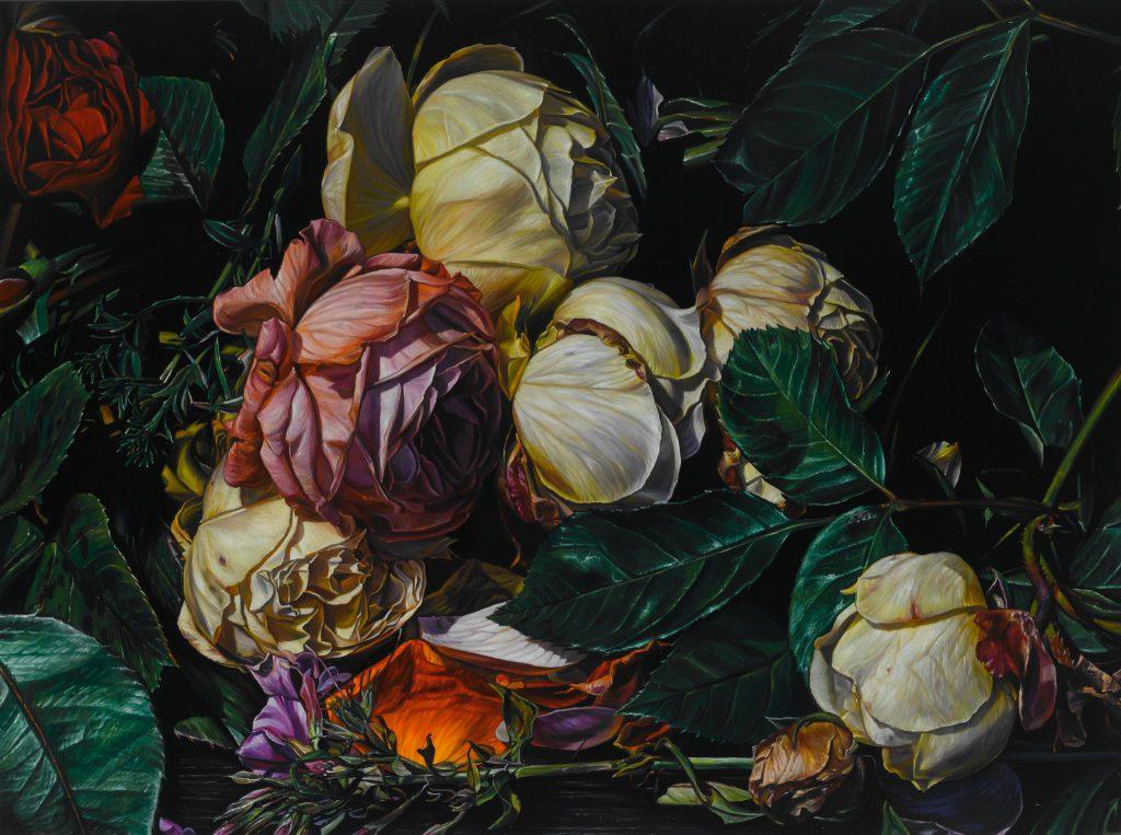 LARS REIFFERS // Nature morte // Klonaris Fine Art